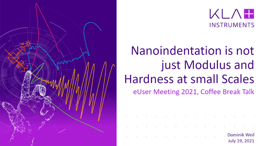 Nanoindentation is Not Just Hardness and Modulus at Small Scales