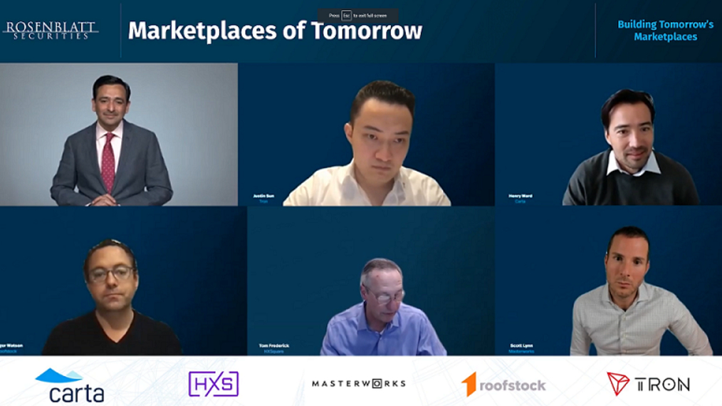 Building Marketplaces of Tomorrow