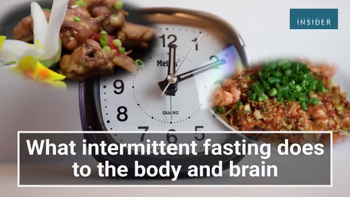 How Intermittent Fasting Affects Your Body and Brain The Human Body.mp4
