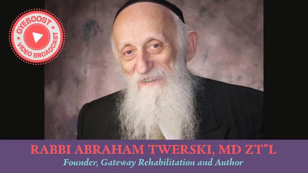 Rabbi Abraham Twersky - La Langosta y el Estrés