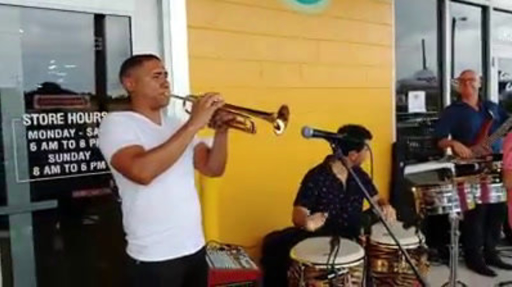 Band Latin T.B.
