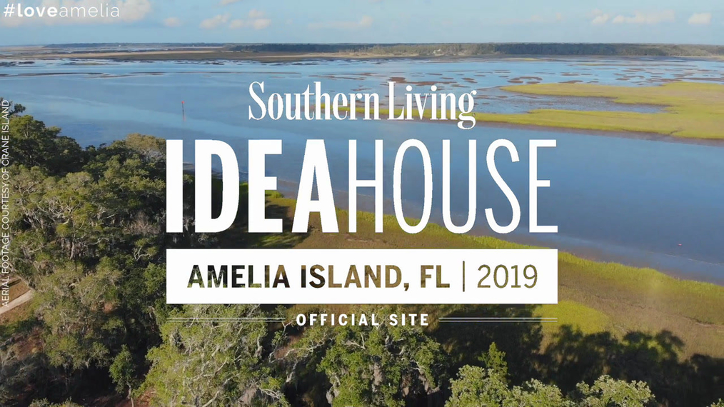 Tour Of The 2019 Southern Living™ Idea House At Crane Island