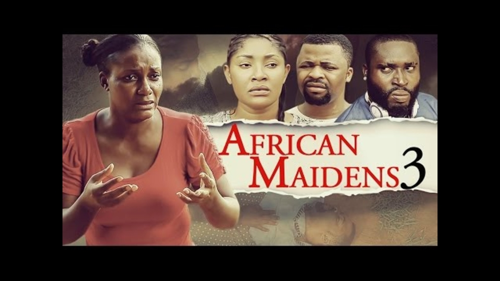 African Maiden Part 3