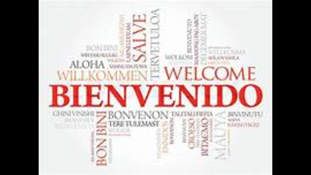 Bienvendia Welcome