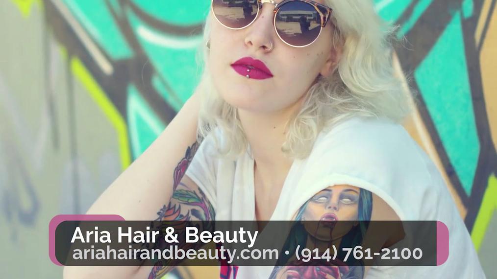Natural Green Hair Salon in White Plains NY, Aria Hair & Beauty