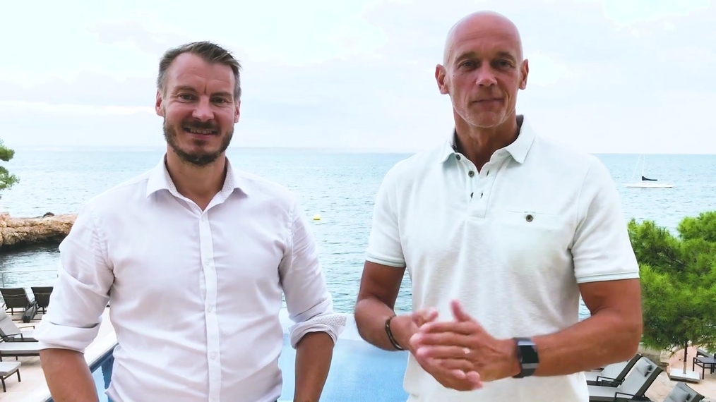 Video message from Manu Rekola and Jakob Spijker