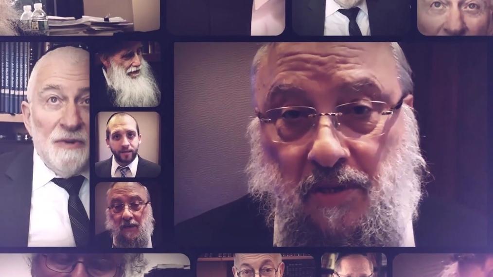 Rabbi Mendel Kessin (5779)