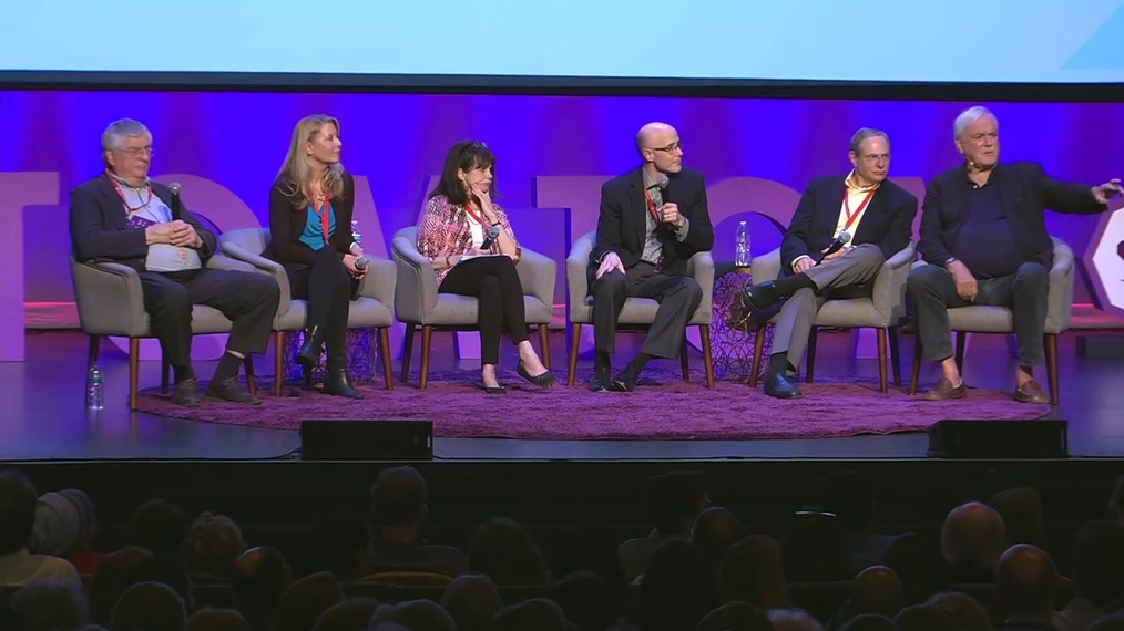 """Is There Life After Death?"" Scientific Panel Discussion moderated by John Cleese - 2018"