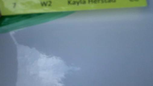 Kayla Herstad W2 Round 1 Pass 2