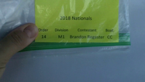 Brandon Regester M1 Round 1 Pass 2