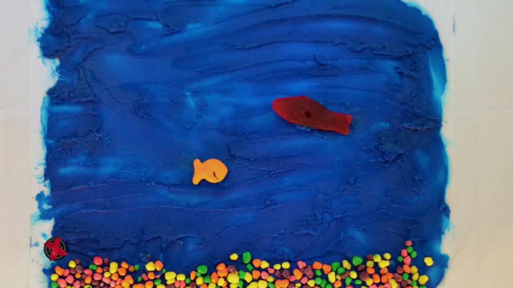 Love at Fish Site