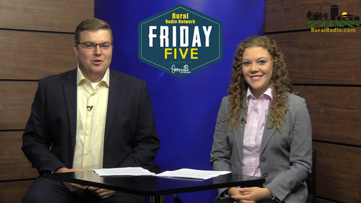 Ag News Review - - - Friday Five - August 24 Edition