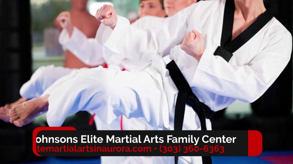 Martial Arts in Aurora CO, Johnsons Elite Martial Arts Family Center