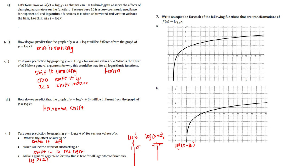 SM III 2.2 Graphing Logarithms Part 3.mp4