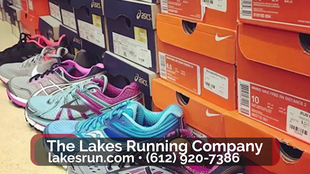 Running Store in Minneapolis MN, The Lakes Running Company