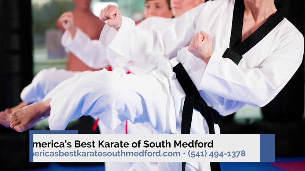 Martial Arts in Medford OR, America's Best Karate of South Medford