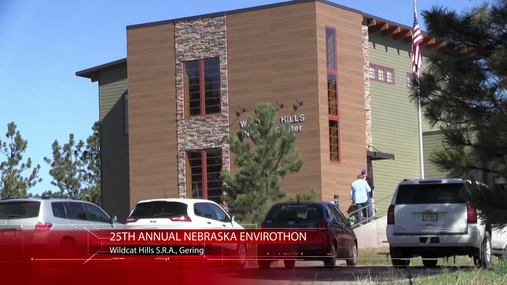 25th Annual Enrivothon at Wildcat Hills S.R.A. in Gering