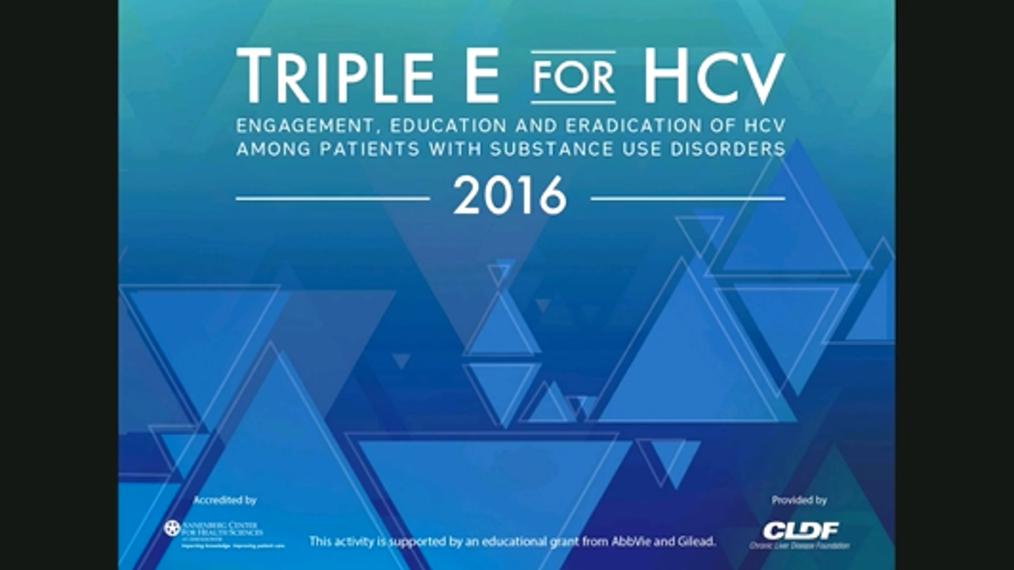 Triple E for HCV