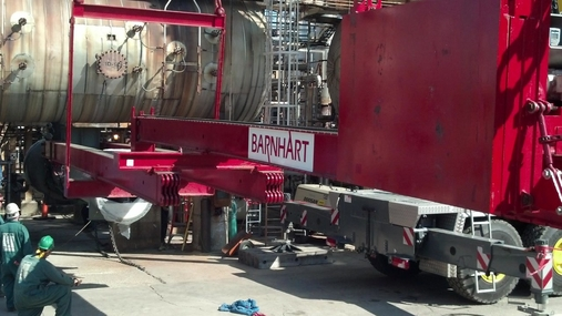 Project Overview - Refining Sulfur Condenser Remove & Replace.mp4