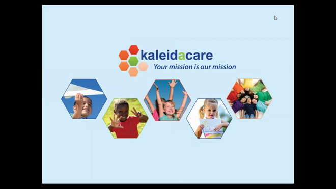 2017-03-30 New Beginnings & KaleidaCare Demo