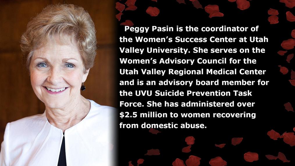Peggy Pasin