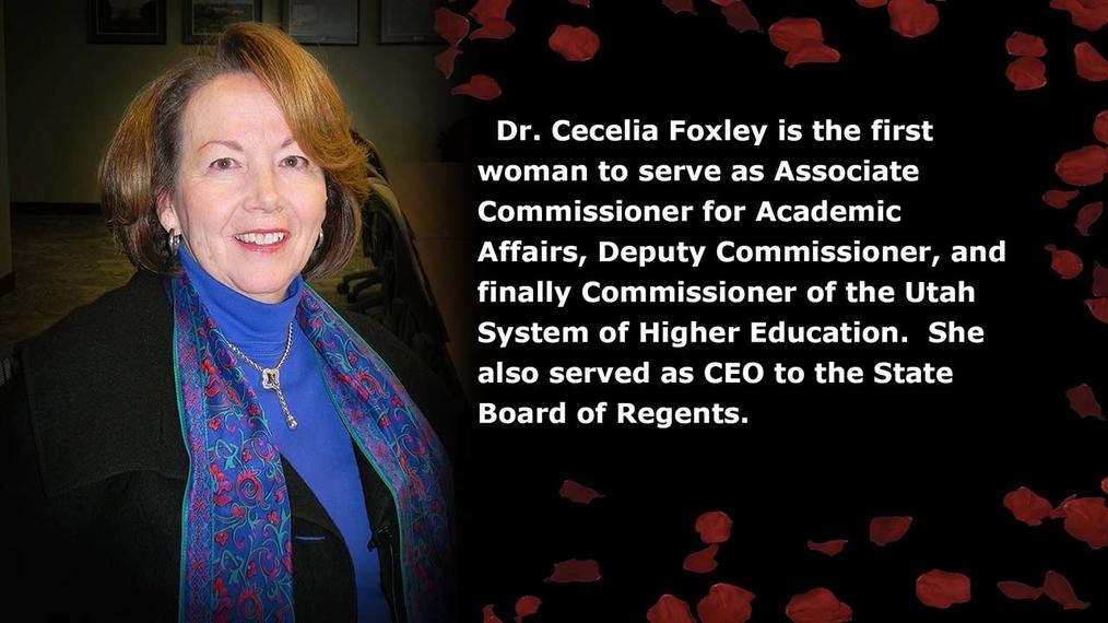 Cecelia Foxley