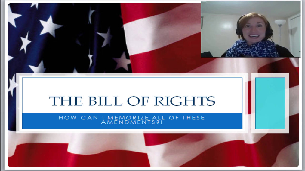 Bill of Rights- How to Memorize all 10!