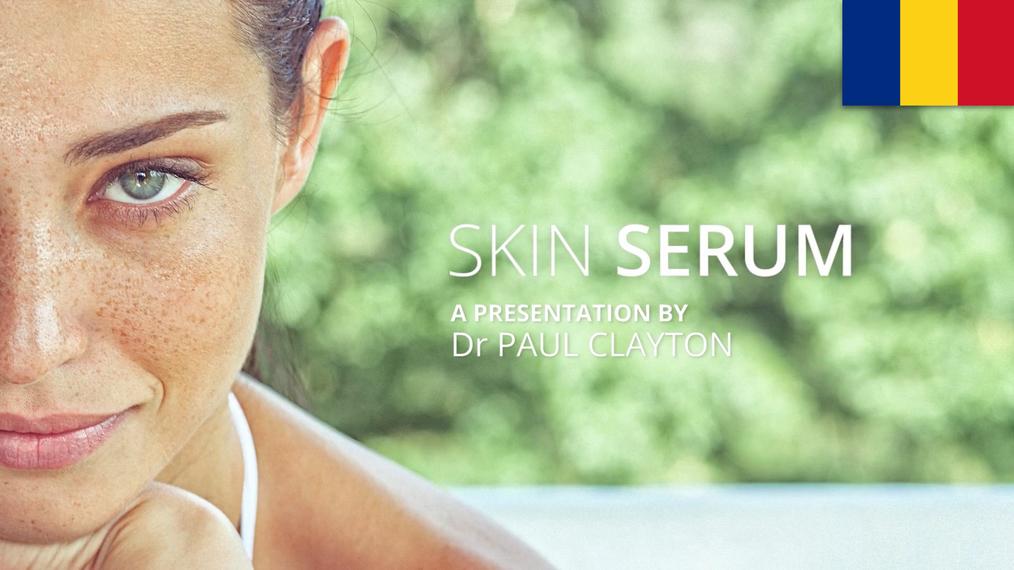 Skin Serum with Dr. Paul Clayton RO