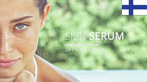 Skin Serum with Dr. Paul Clayton FI