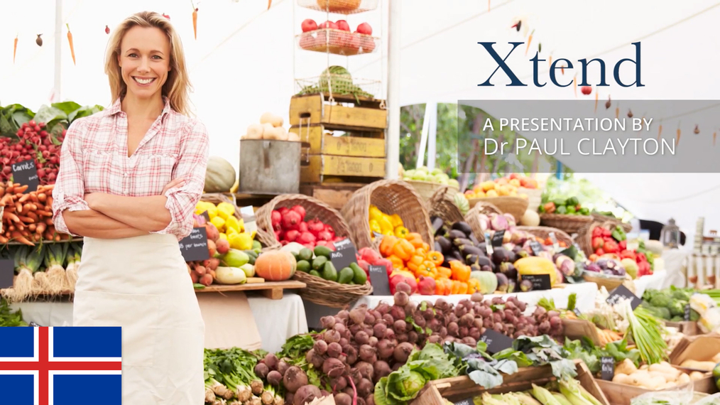 Xtend with Dr. Paul Clayton IS