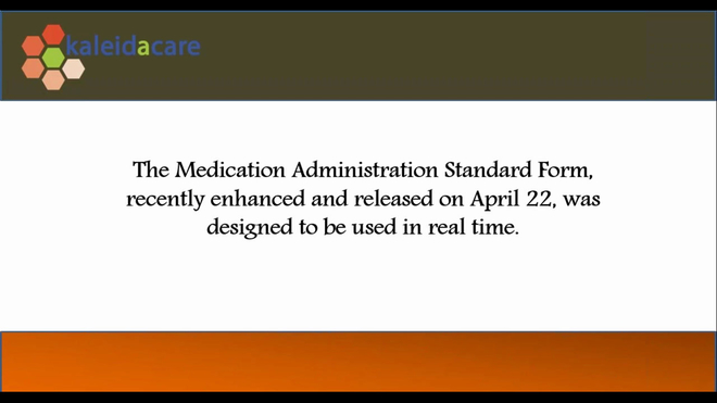 Free Training Friday 2017-05: Introducing the Enhanced Medication Administration