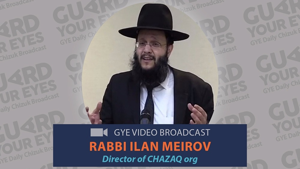 61 Broadcast - Rabbi Meirov