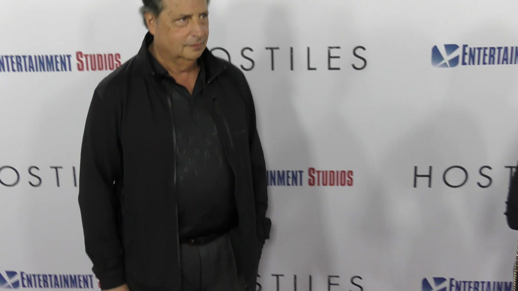 Jon Lovitz at the Hostiles Premiere at Samuel Goldwyn Theater in Beverly Hills.mp4