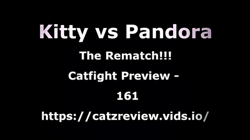 Kitty vs Pandora The Rematch preview - 161