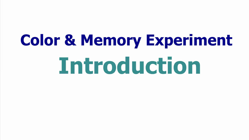 Color & Memory Experiment Intro.mp4
