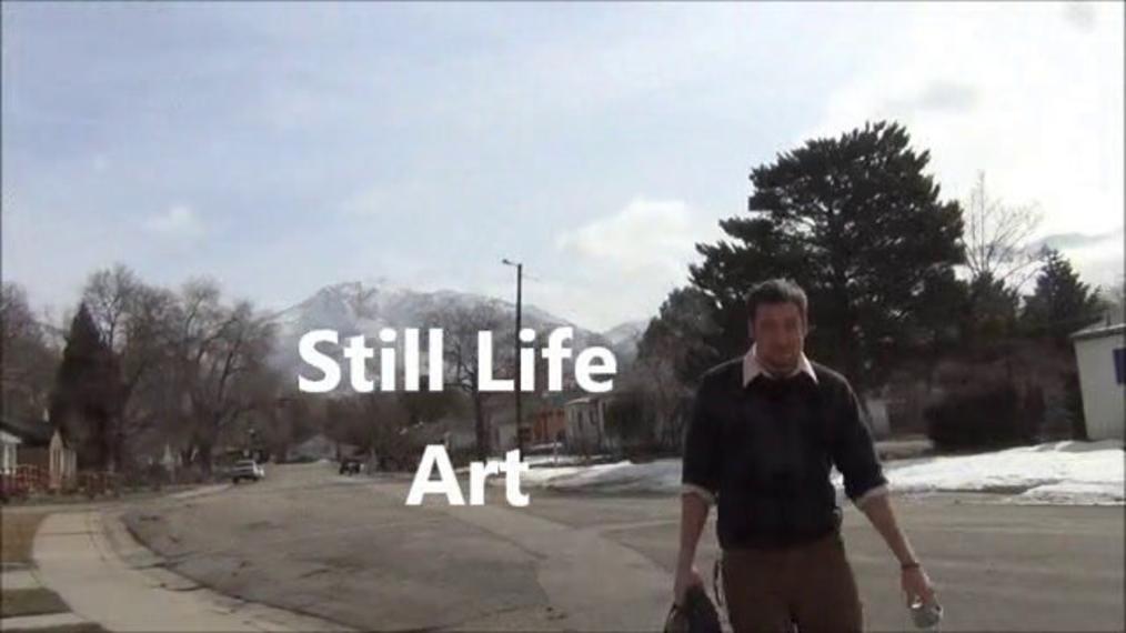 Creating a Still Life work of Art.mp4