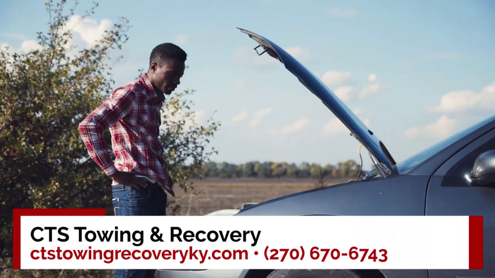 Towing in Glasgow KY, CTS Towing & Recovery