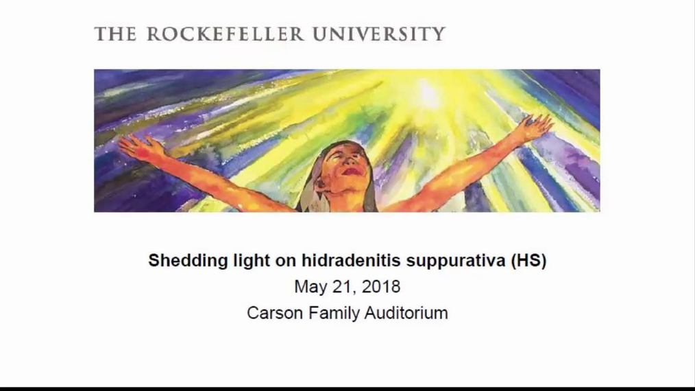 Shedding light on hidradenitis suppurativa (HS)