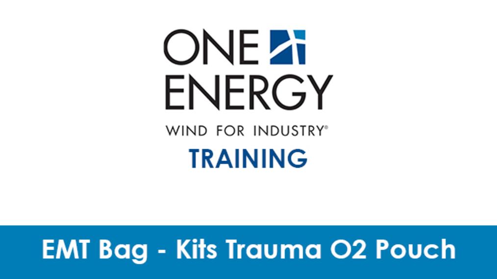 EMT Bag Kits Trauma O2 Pouch.mp4