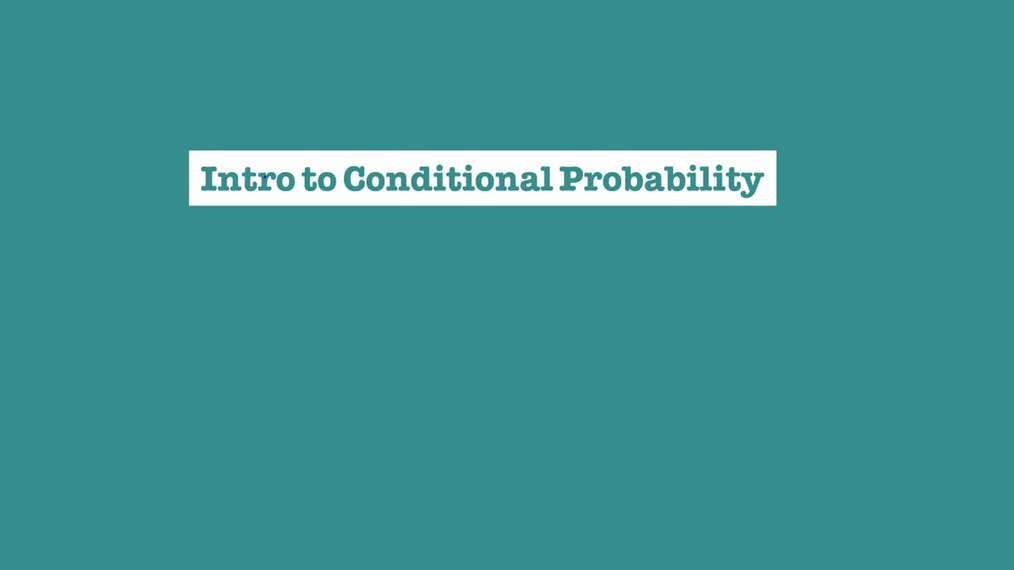 Introduction to Conditional Probability.mp4
