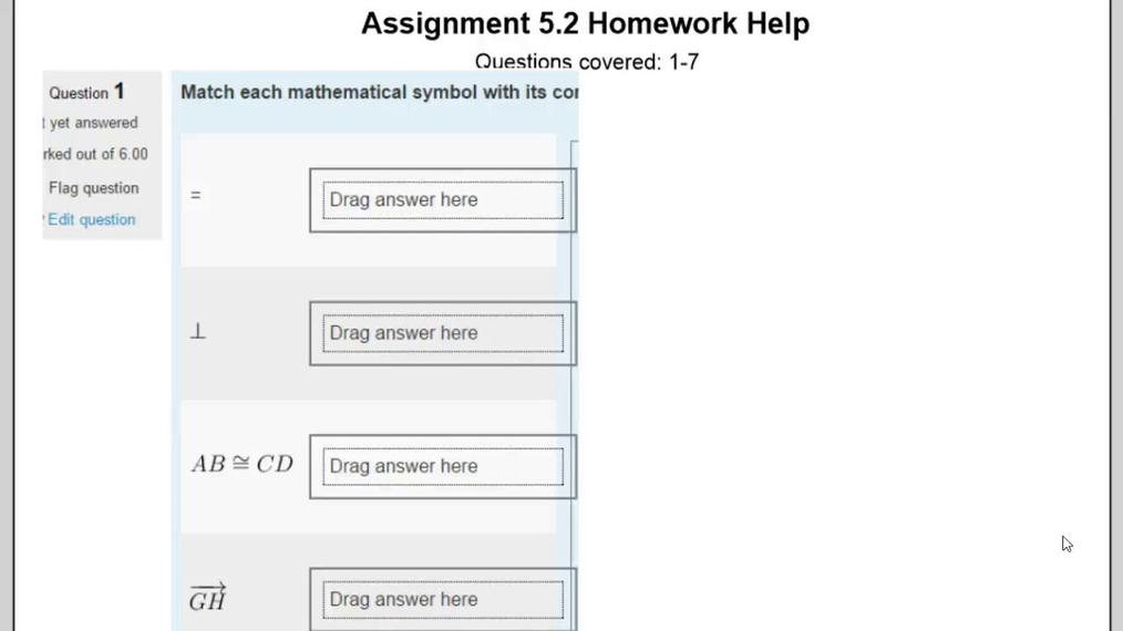 Assignment 5.2 Homework Help Part 1.mp4