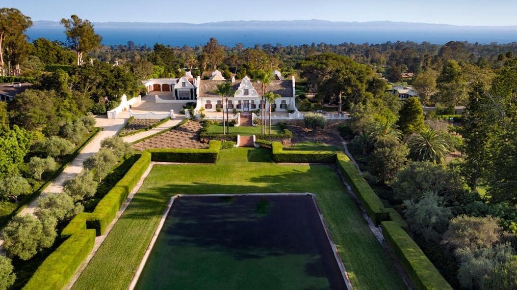 1599 E Valley Road, Montecito, California