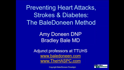 Introduction To Bale Doneen Method - 2017-01-24 - Guest Webinar