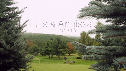 Luis and Annissa