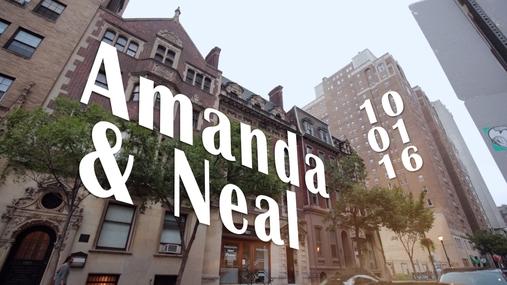 Amanda and Neal