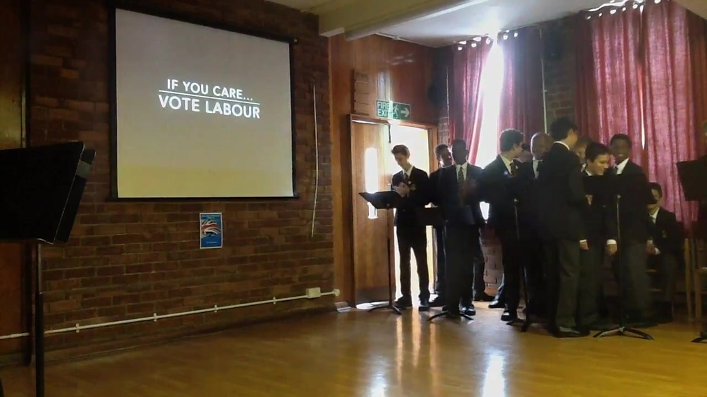 Y8 Election Broadcasts 2015