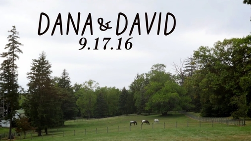 Dana and David One Song Music Video