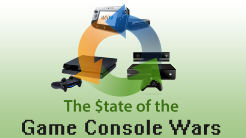 Feature: The State of the Game Console Wars