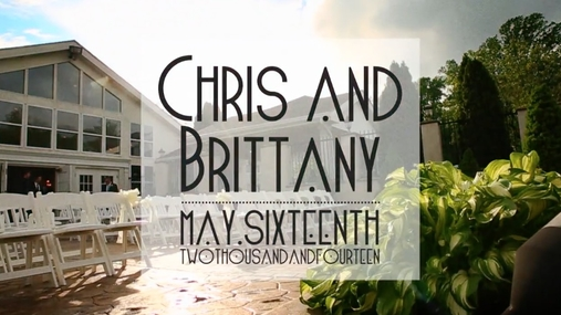 Chris and Brittany