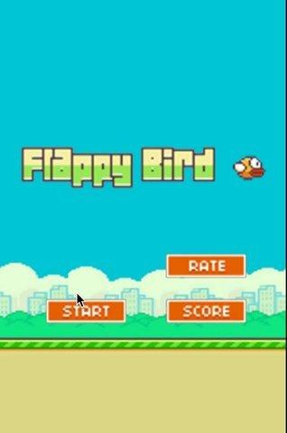 Develop clone of flappy bird iOS game